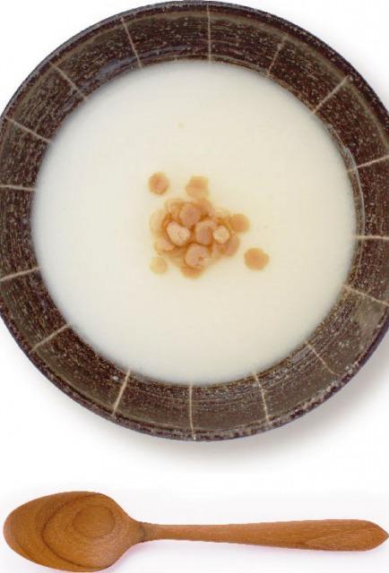 アボカドとプチトマトの會津人蔘白和え
